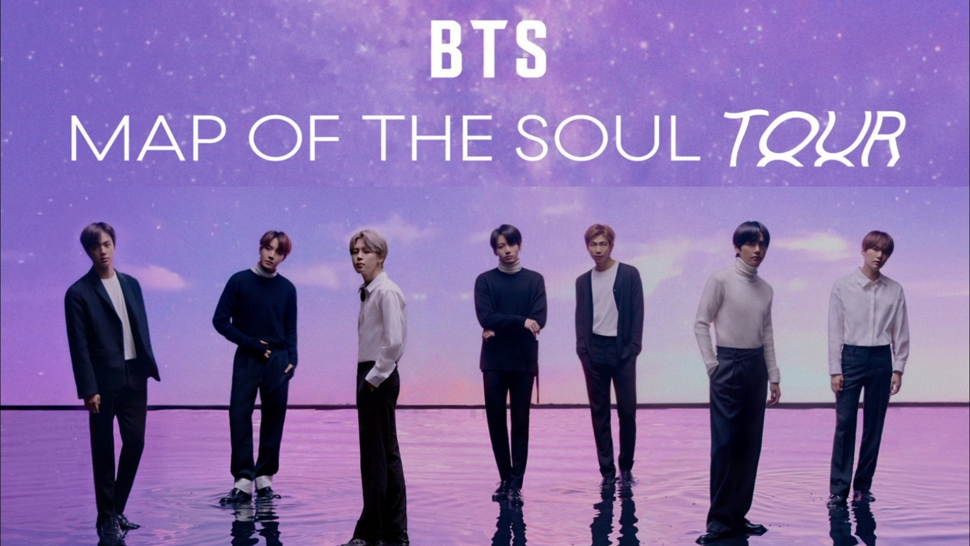 Bts Map Of The Soul Tour 2020 開催決定 チケット ライブ会場