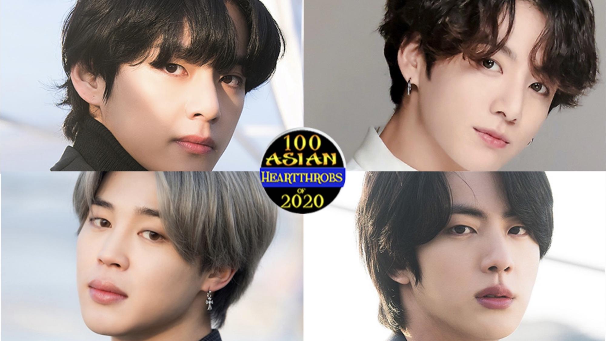 ランキング 2020 人気 Bts 防弾少年団(BTS)のメンバー人気順TOP7・2021最新版!カラーや見分け方&プロフィールも総まとめ